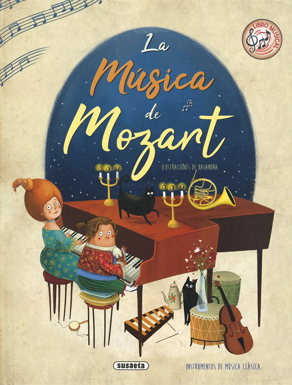 La música de Mozart