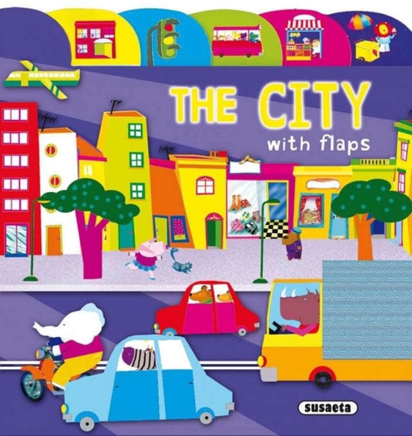 The city with flaps