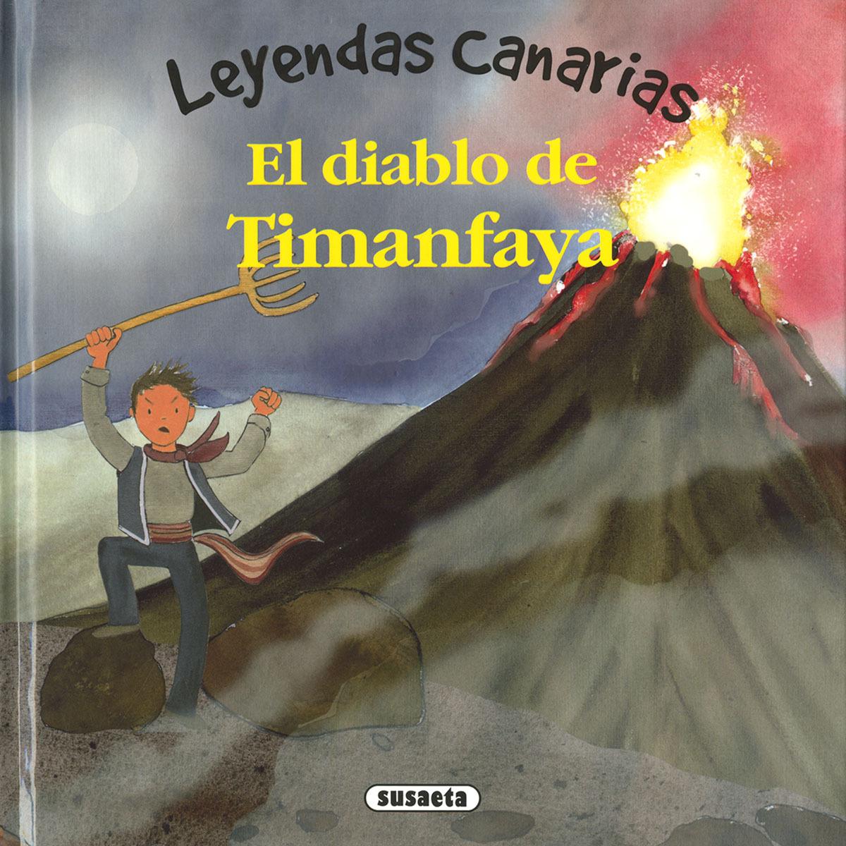 El diablo de Timanfaya