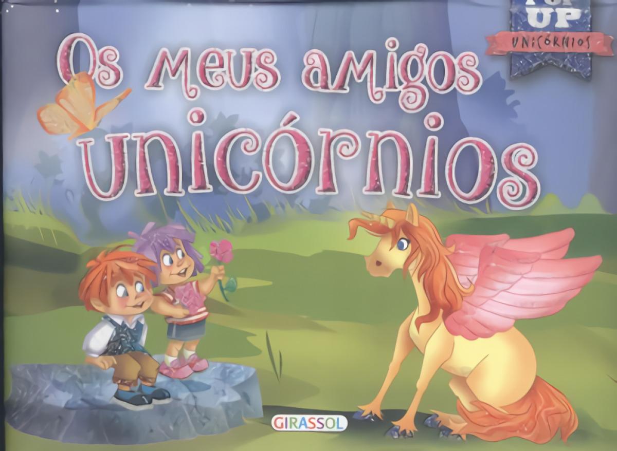 Os meus amigos os unicornios