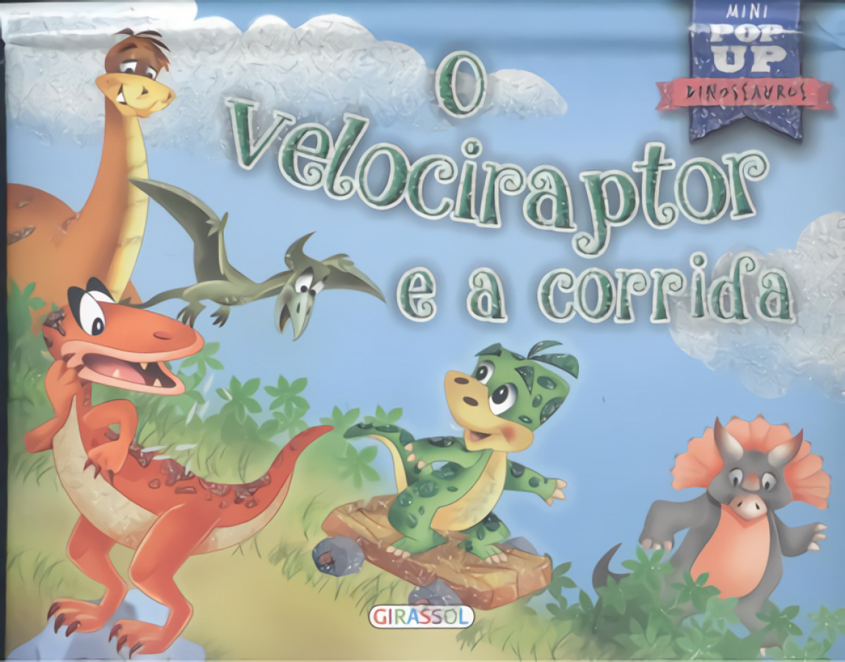O velocirraptor e a corrida