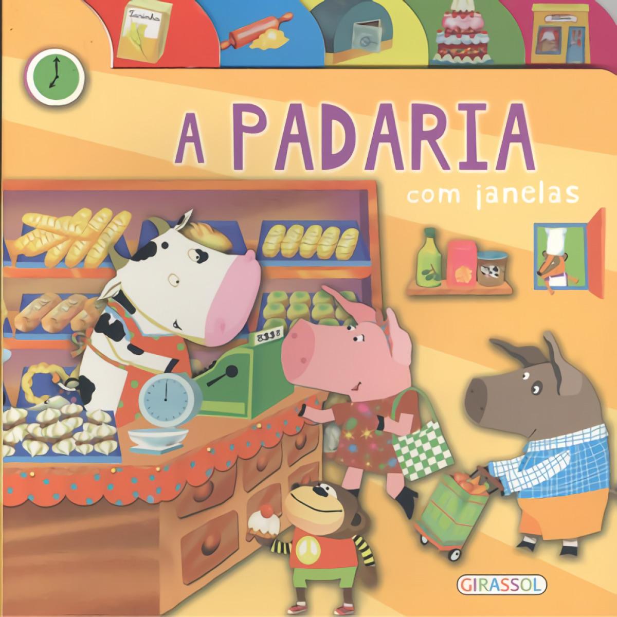 A PADARIA COM JANELAS