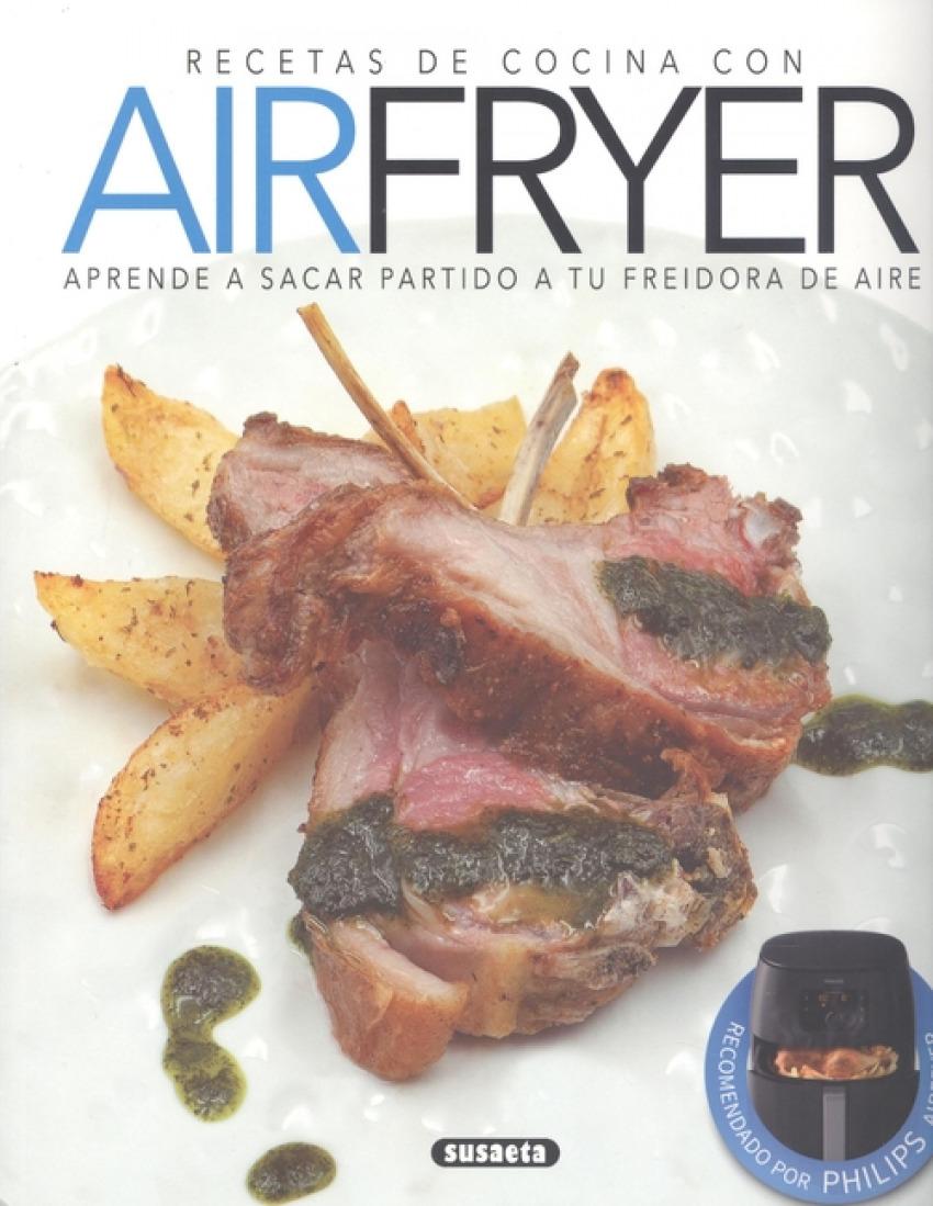 AIRFRYER RECETAS DE COCINA