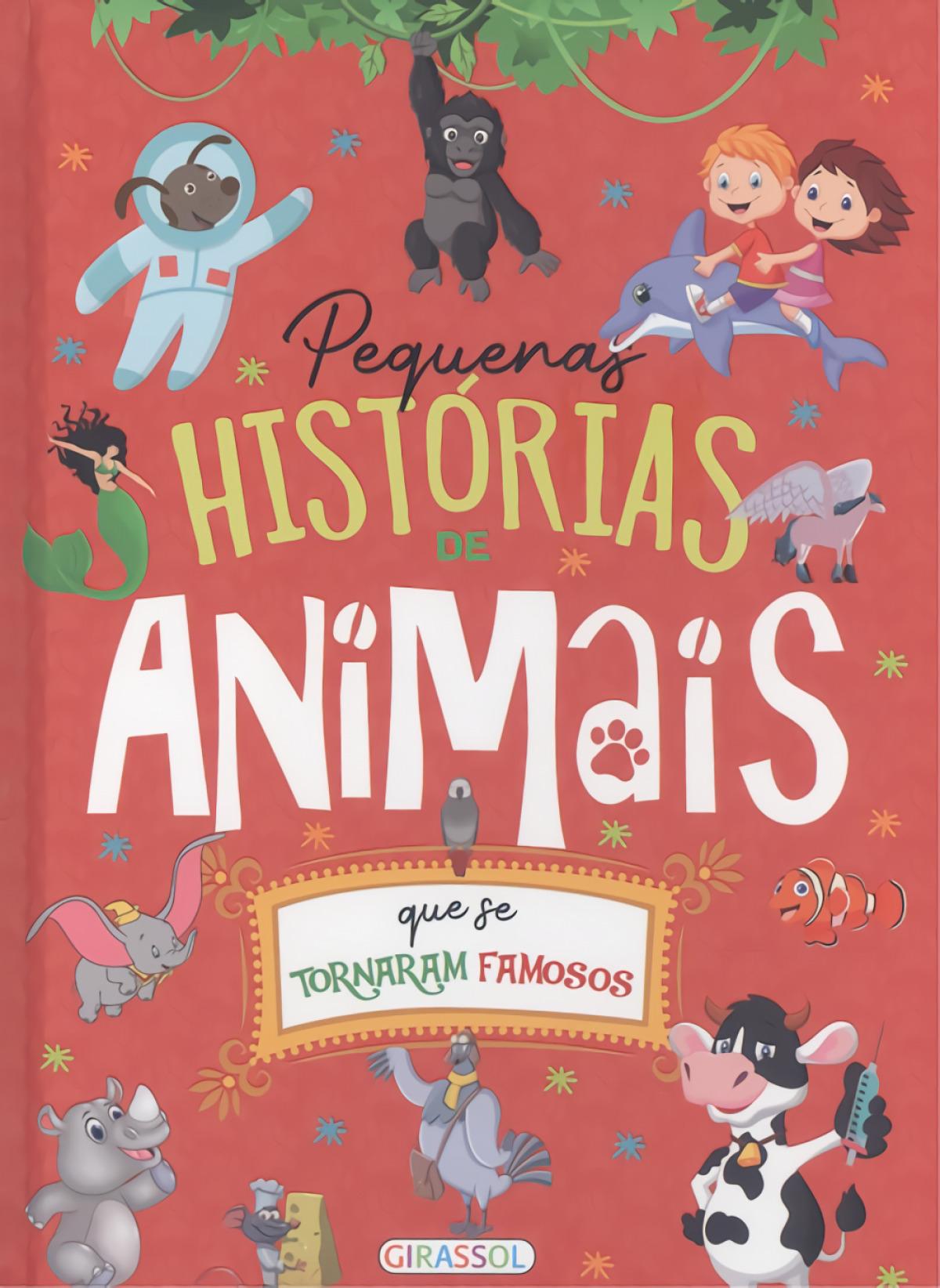 PEQUENAS HISTORIAS DE ANIMAIS QUE SE TORNARAM FAMOSOS