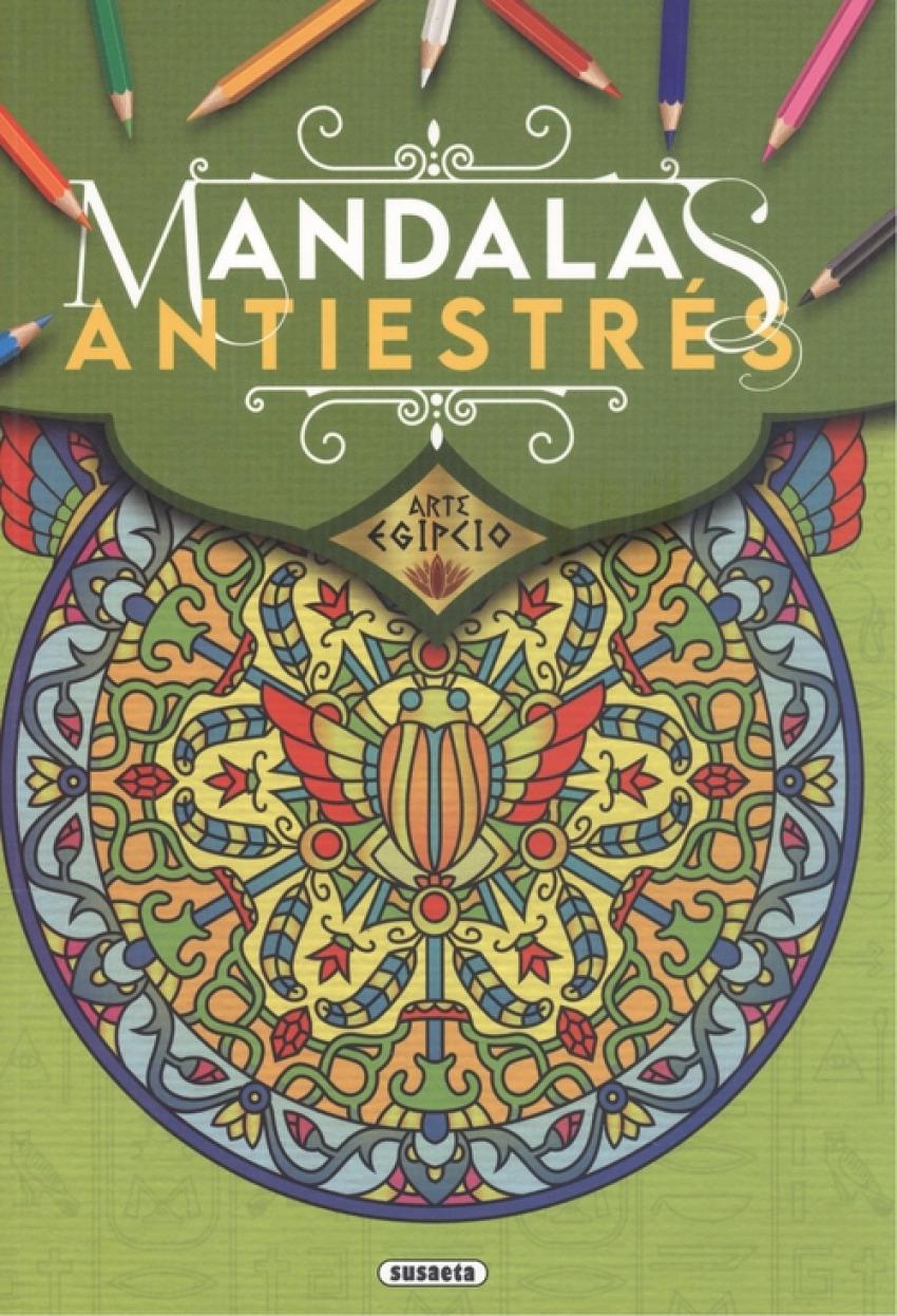 ARTE EGIPCIO (MANDALAS ANTIES