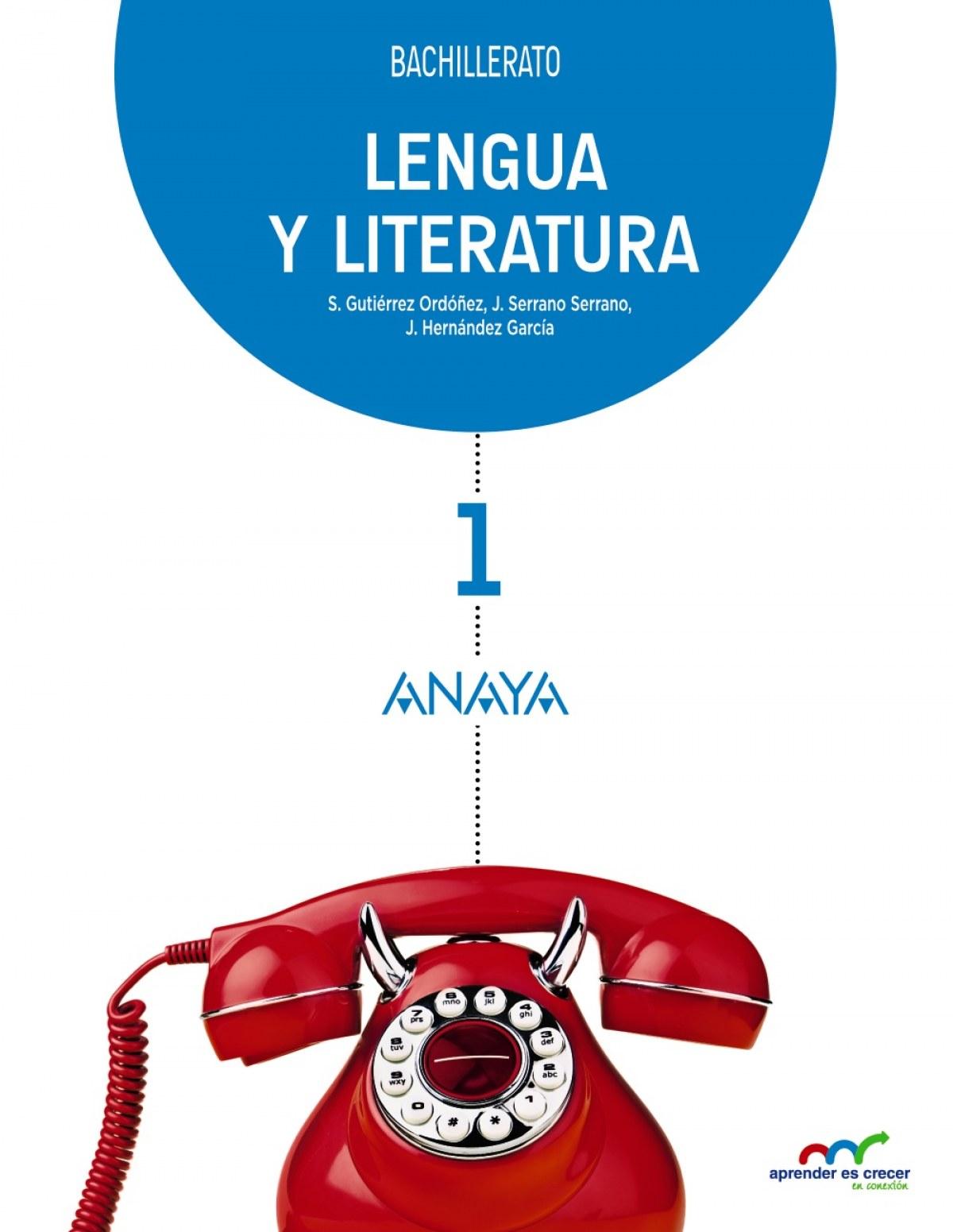 Lengua y Literatura 1. 9788467826852