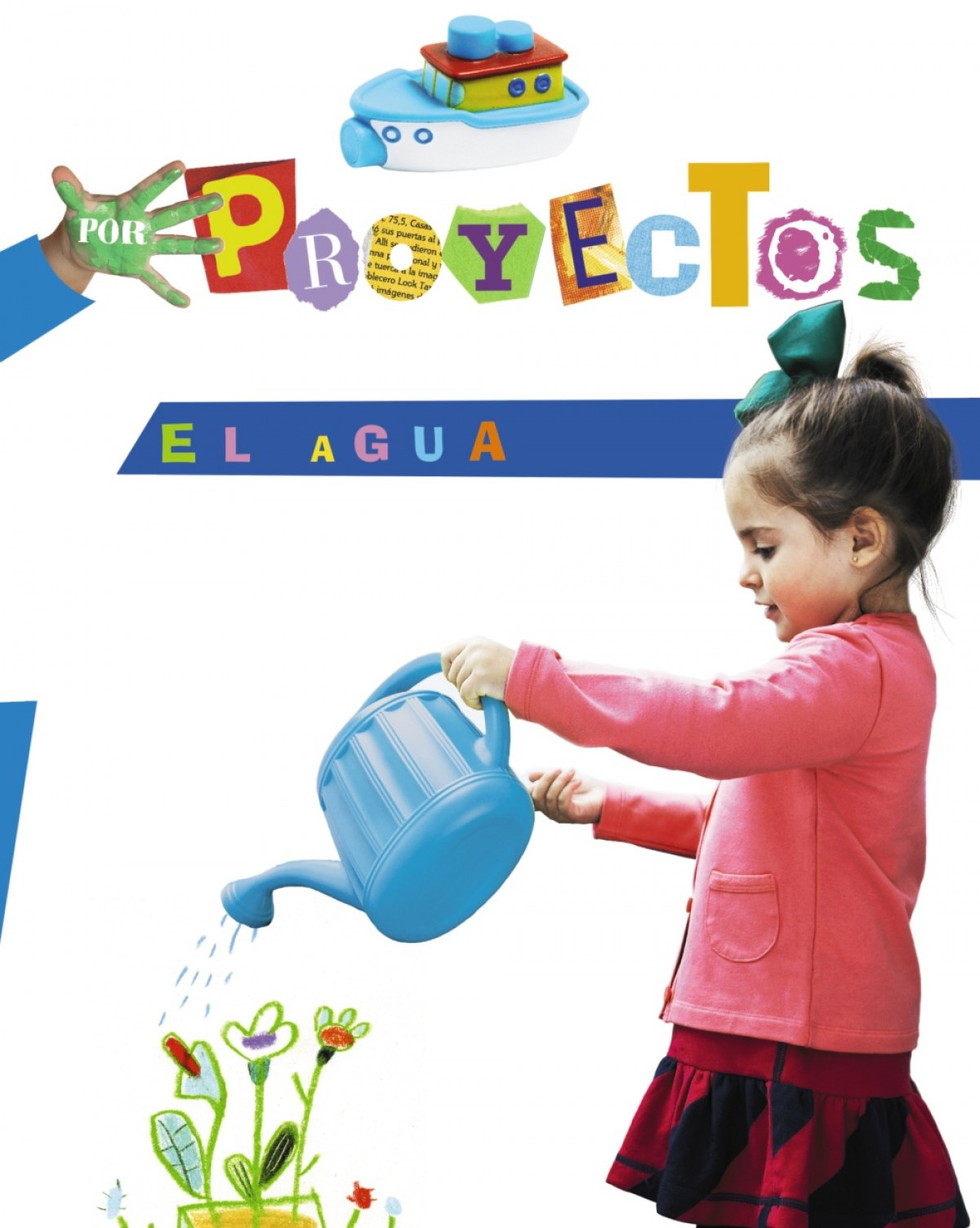 Proyecto:el agua (3 años) /infantil 9788467832877