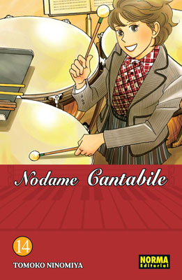 Nodame Cantabile, 14