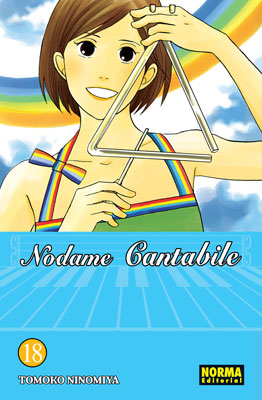 Nodame Cantabile, 18