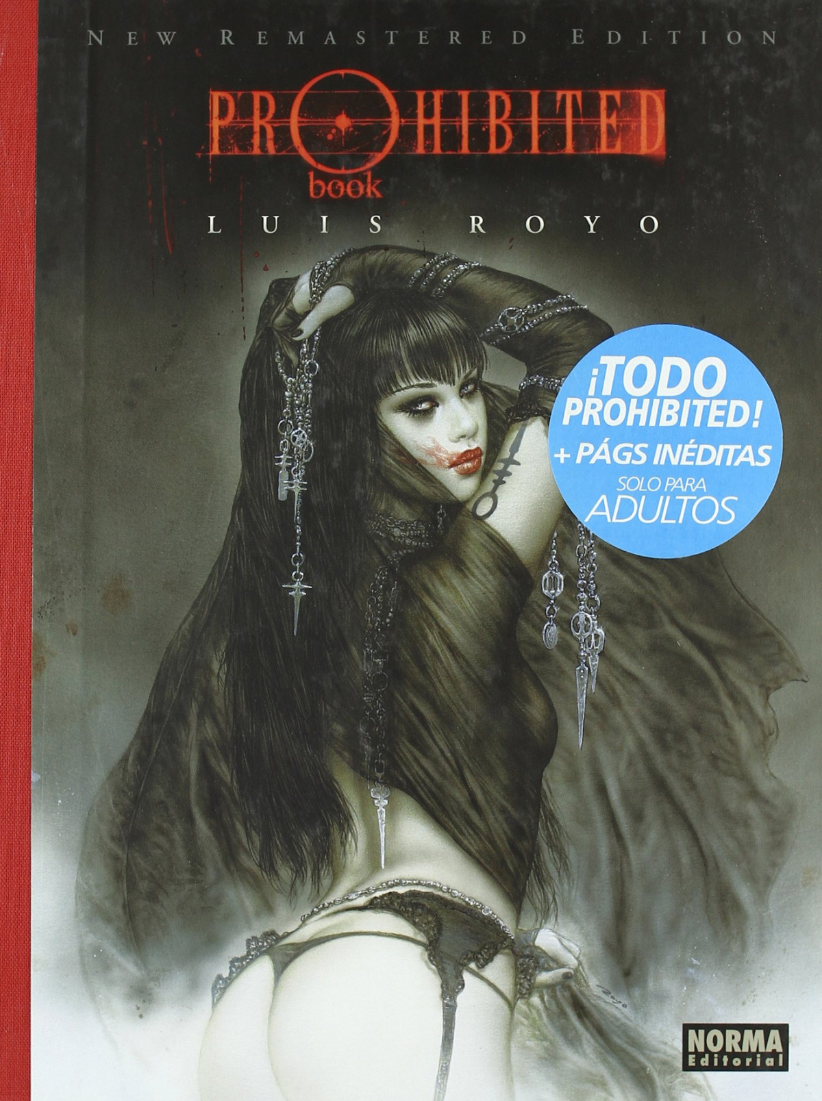 Prohibited Book , edición integral