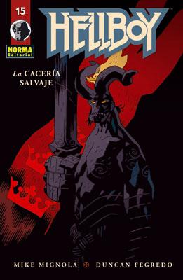 Hellboy, 15 rústica Cacería Salvaje