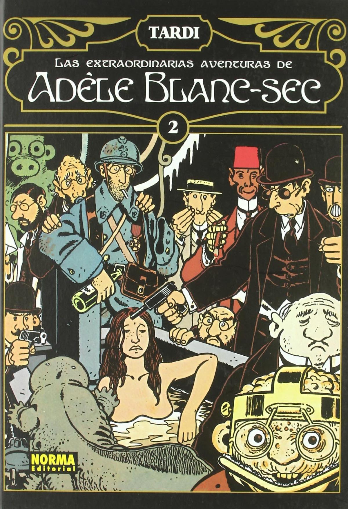 Adele blanc-sec vol.2