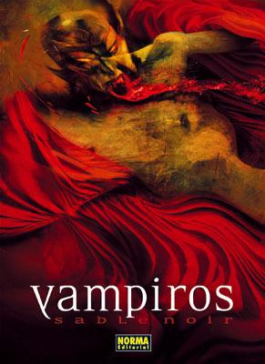 Vampiros - Sable Noir