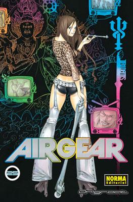 Air Gear, 25