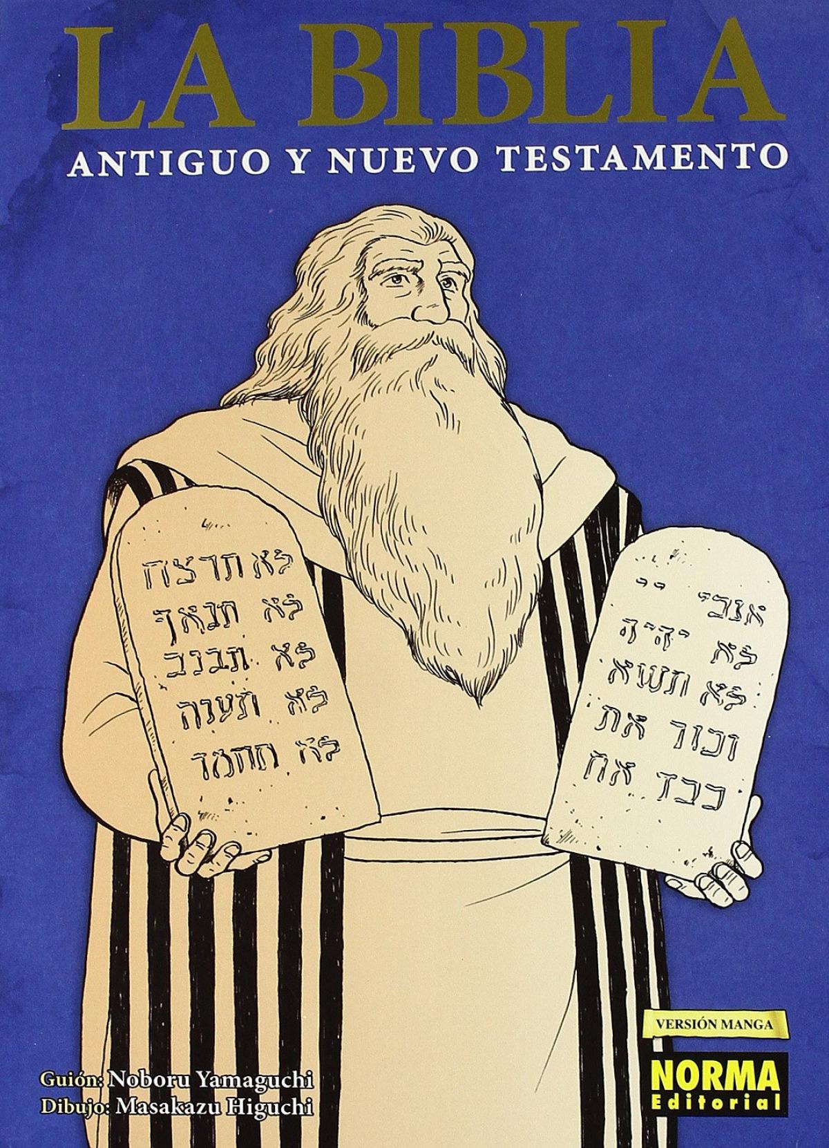 Biblia en Cómic 2 tomos
