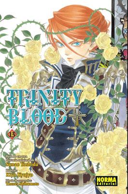 Trinity Blood, 13