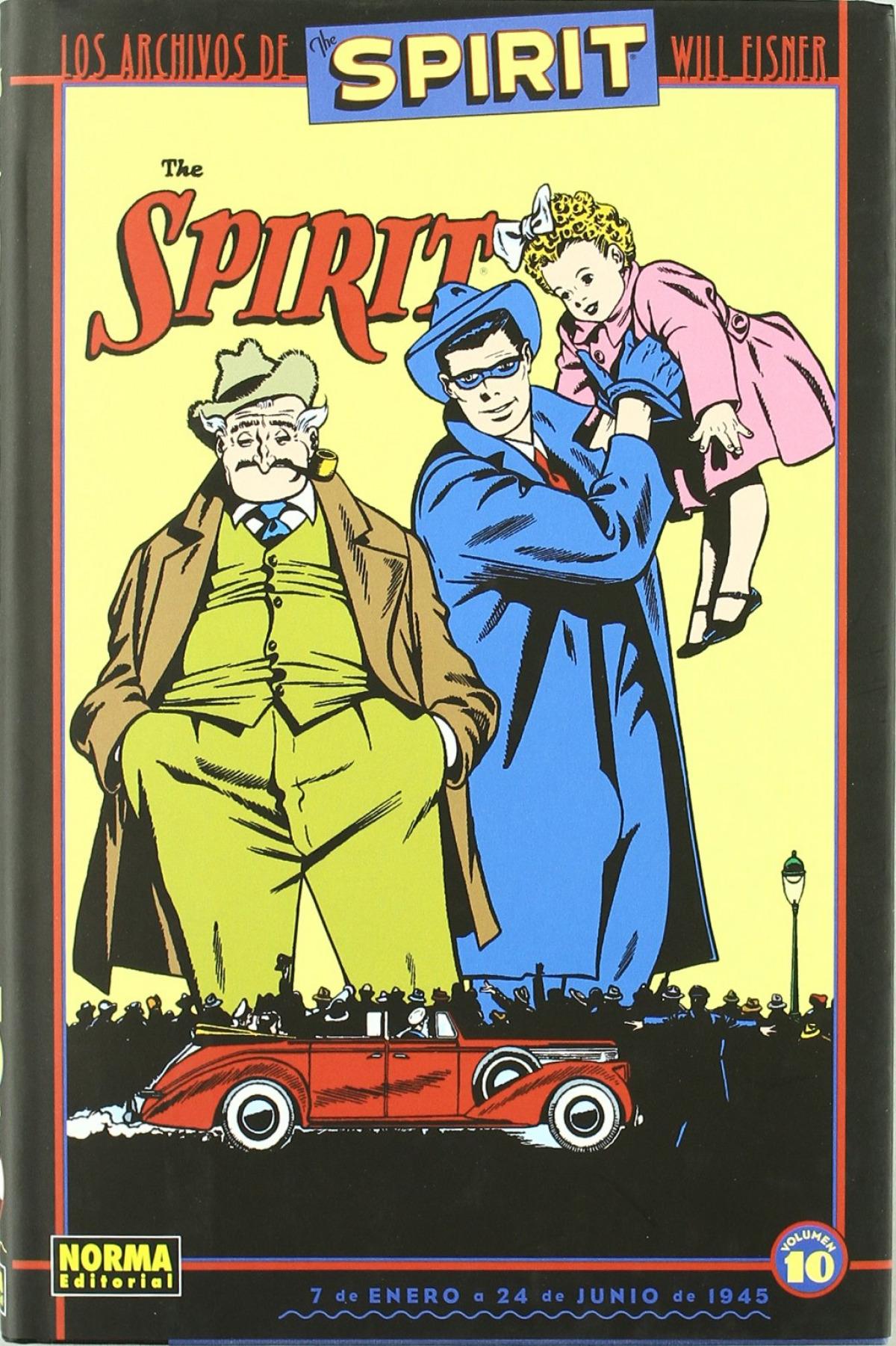 Archivos The Spirit, 10