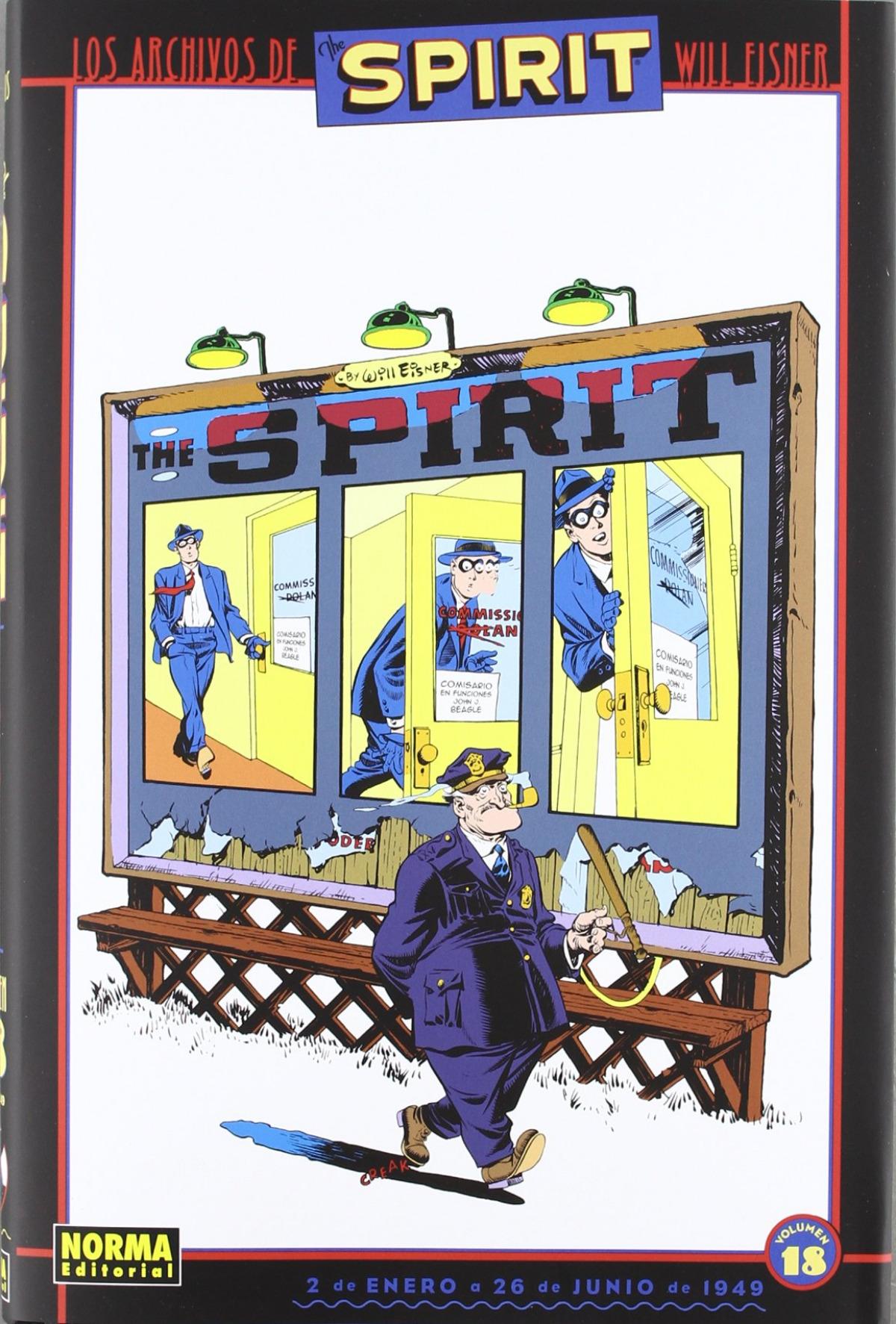 Archivos The Spirit, 18