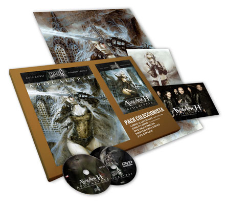 Pack Malefic Time Apocalipse + Cd