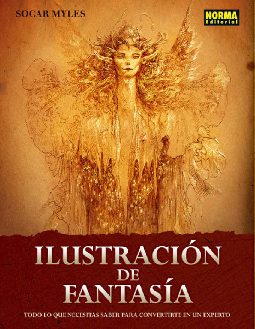 Ilustración de fantasía