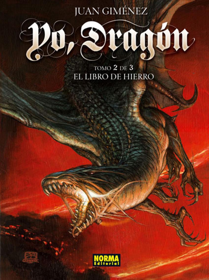 El libro de hierro