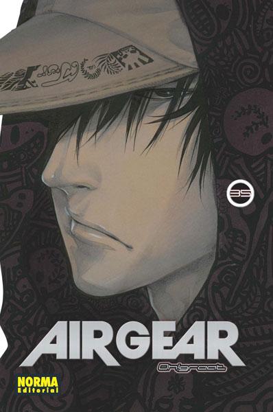 Air Gear, 35