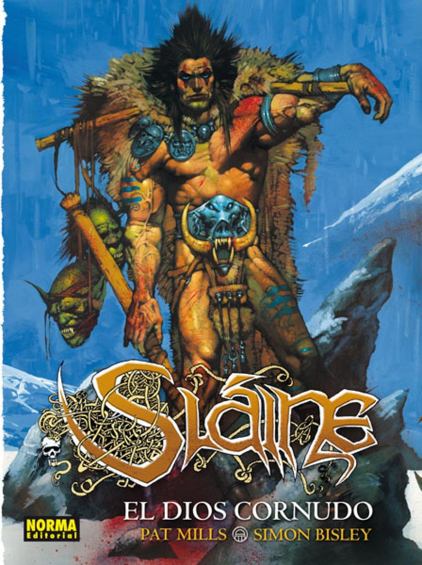 Slaine: El Dios Cornudo