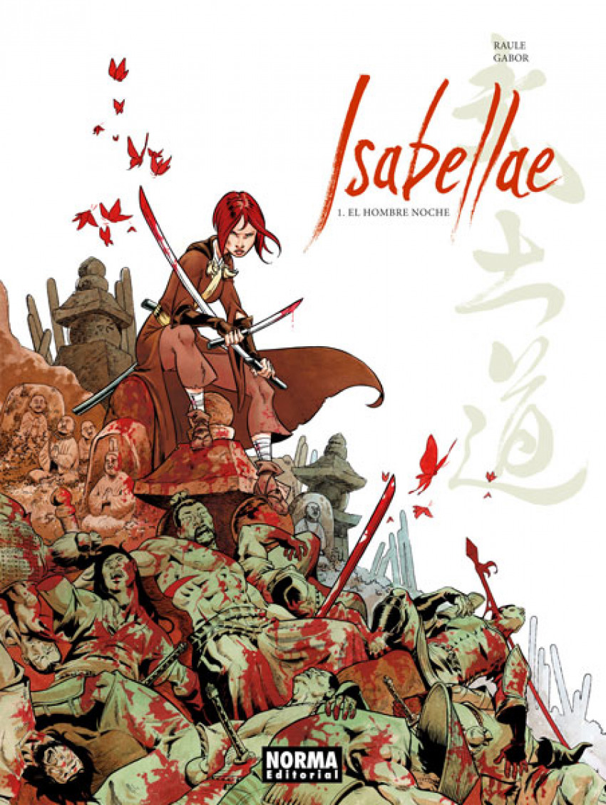 Isabellae, 1 Hombre Noche