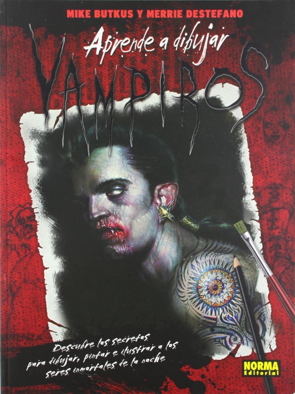 Aprende A Dibujar Vampiros