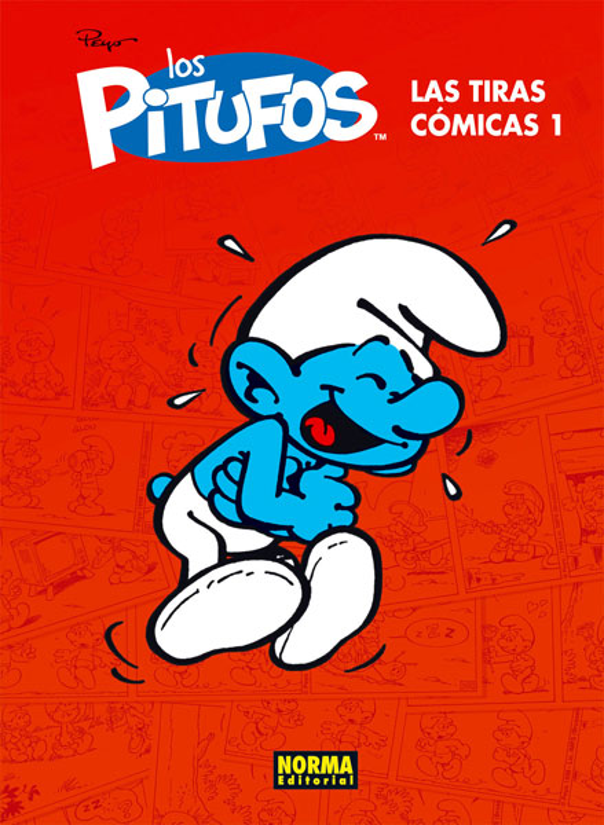 Pitufos Tiras Comicas, 1