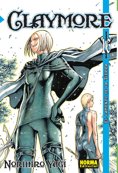 Claymore, 16