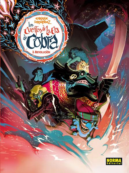 Cuentos Era Cobra, 2 Revolucion