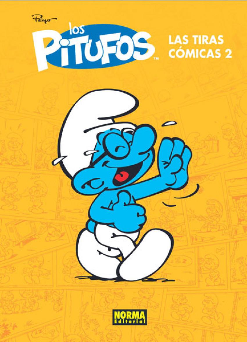Pitufos Tiras Comicas, 2