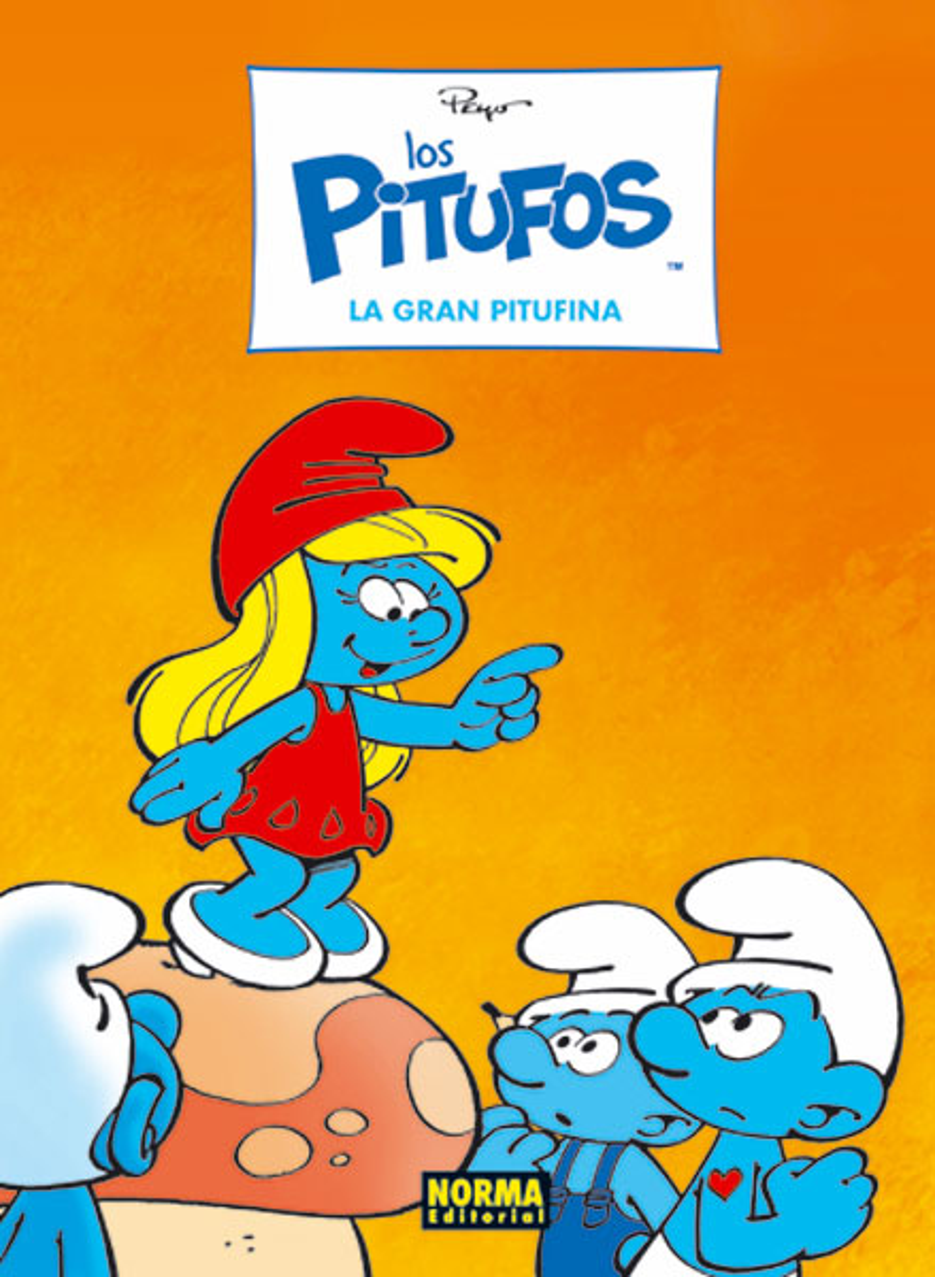 Pitufos, 29 Gran Pitufina