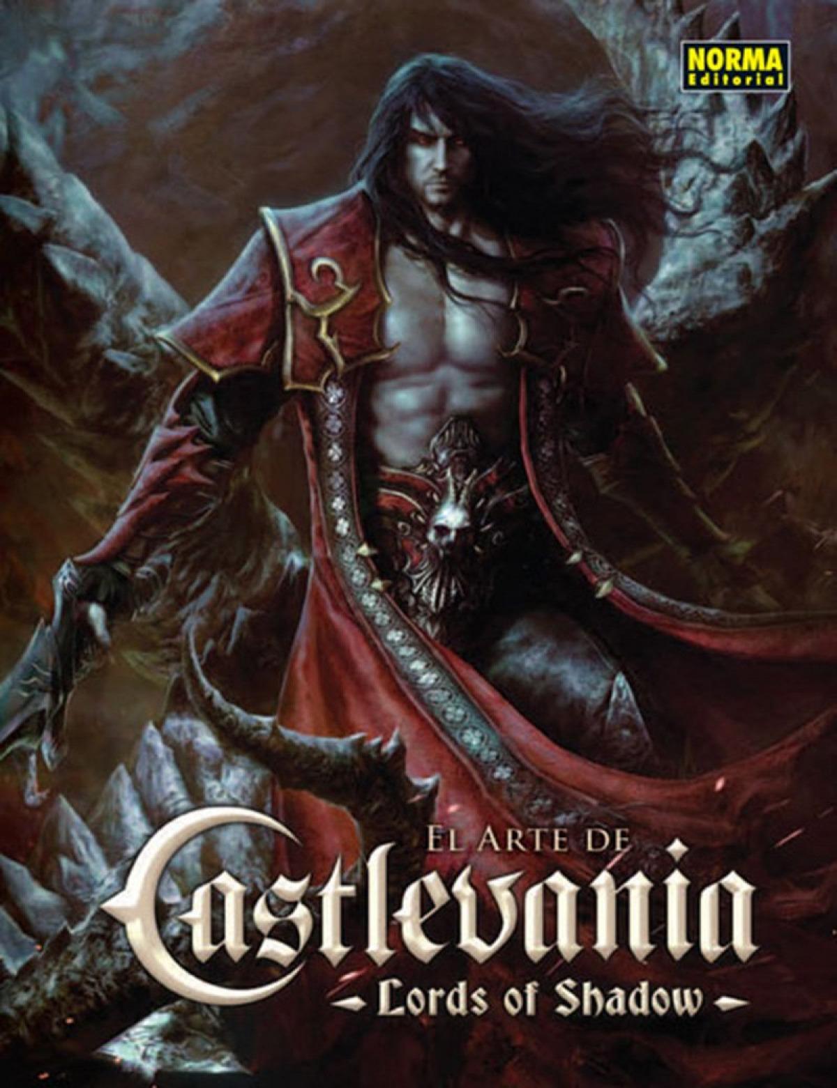 Arte De Castlevania: Lords Of Shadow