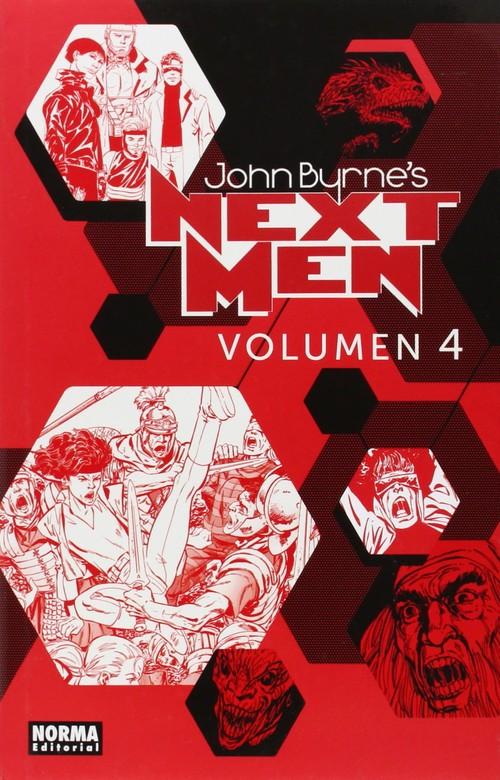 Next Men, 4