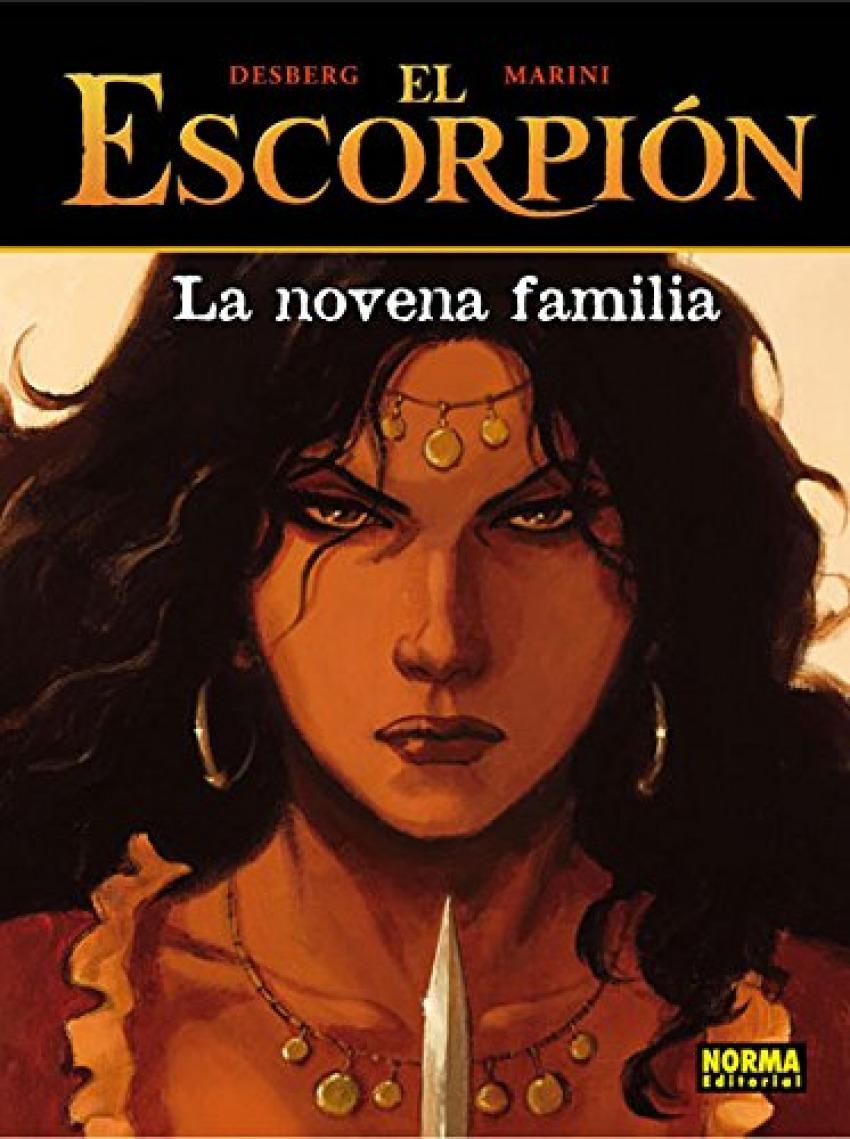 Escorpion, 11 Novena Familia
