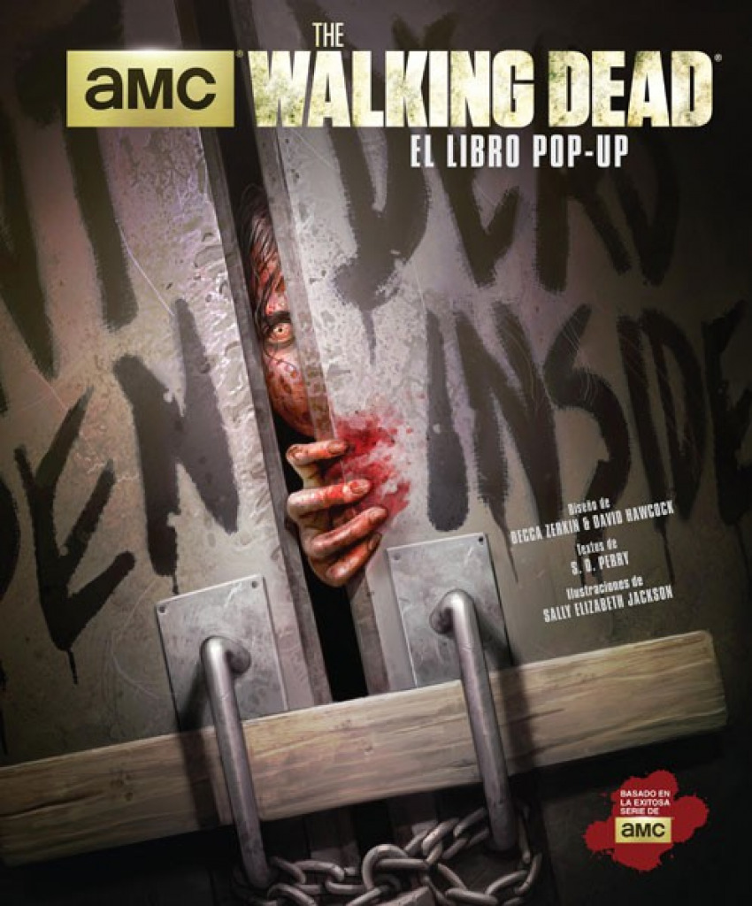 THE WALKING DEAD EL LIBRO POP-UP 9788467920369