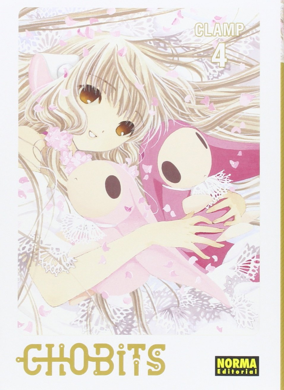 Pack chobits + Your eyes only