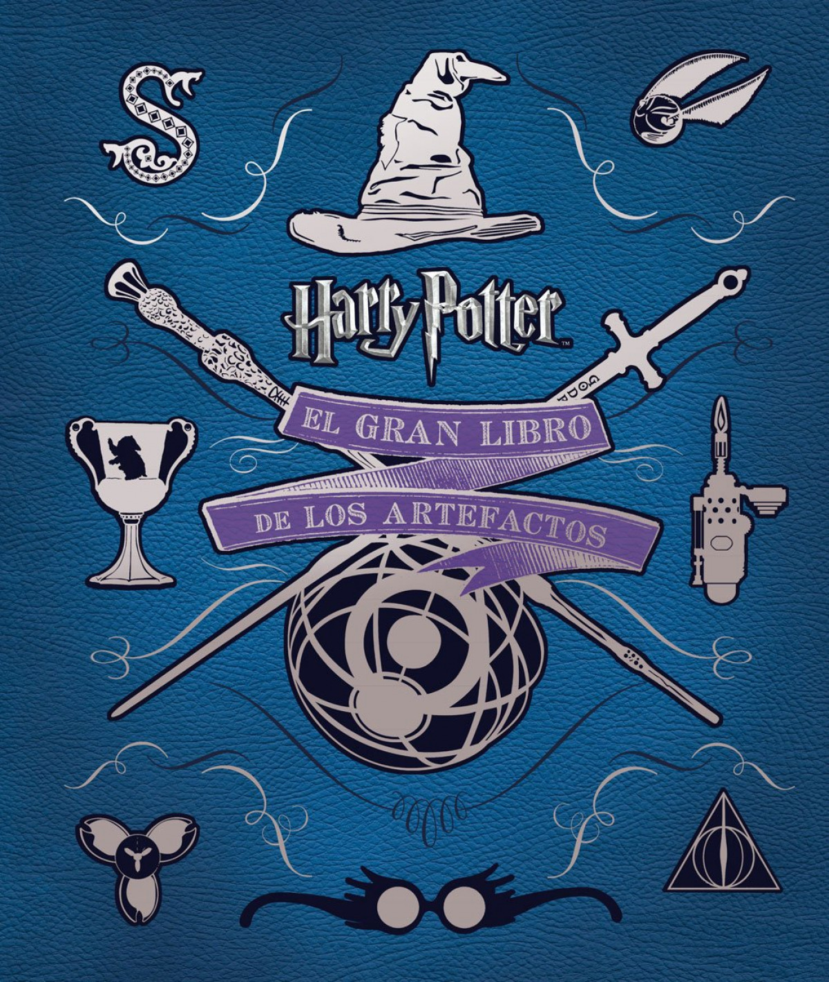 El gran libro de los artefactos de harry potter 9788467923131