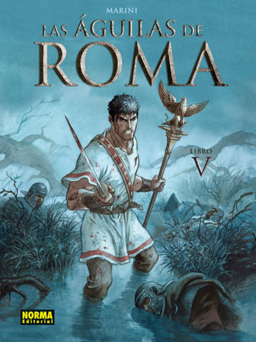 LAS ÁGUILAS DE ROMA 5