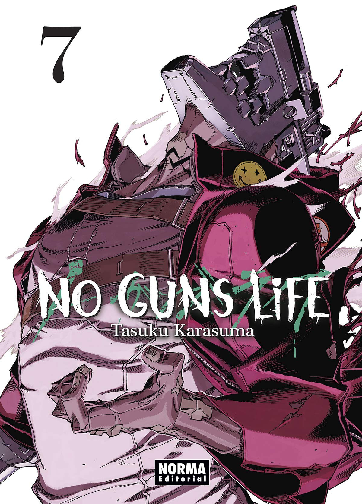 NO GUNS LIFE 7