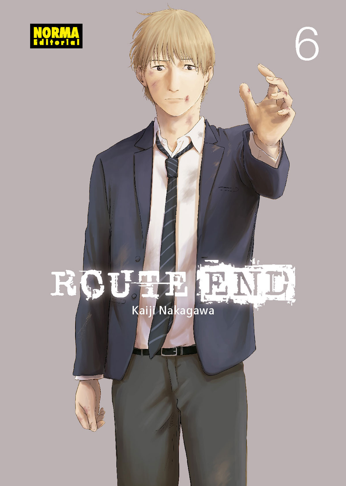 ROUTE END 06