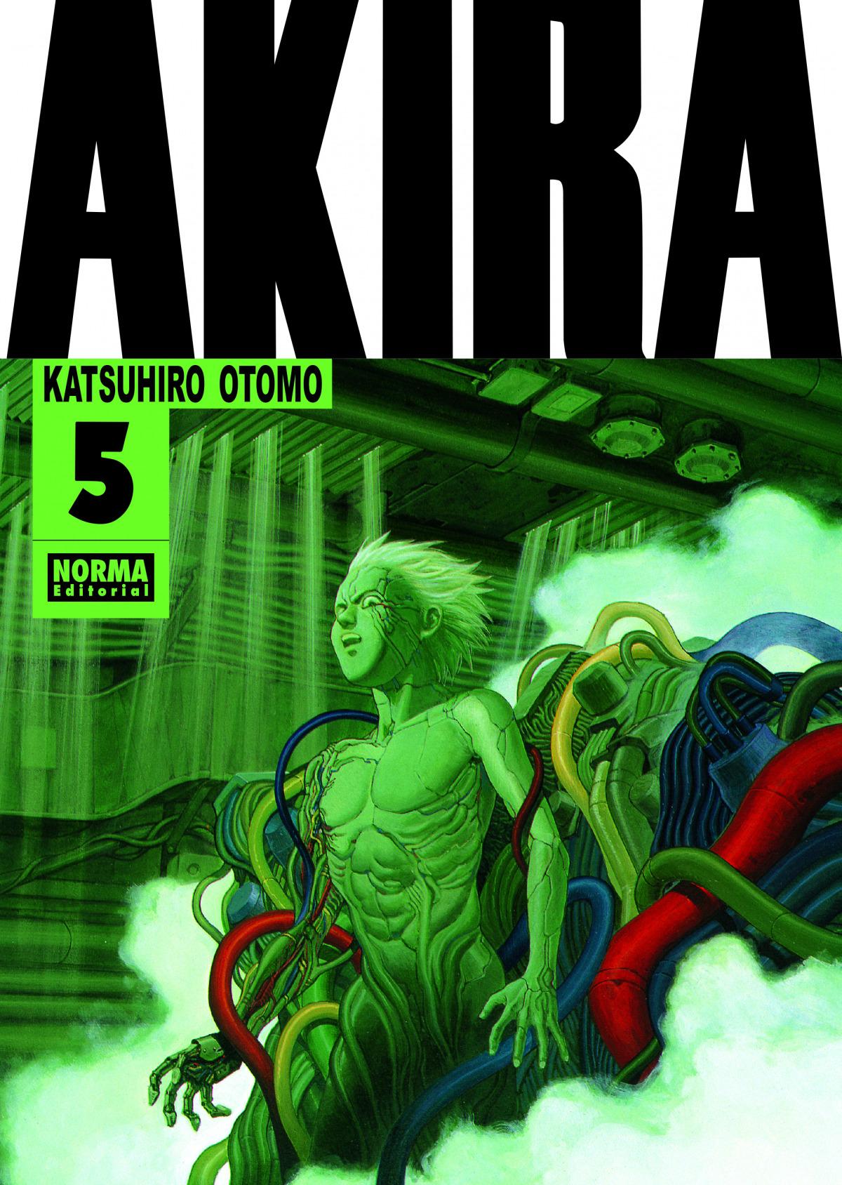 Akira B/N 5