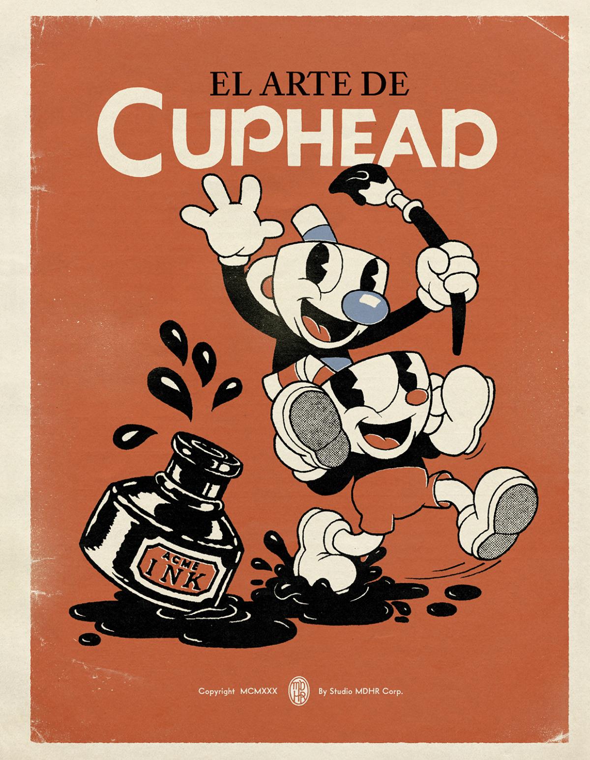 El Arte de Cuphead