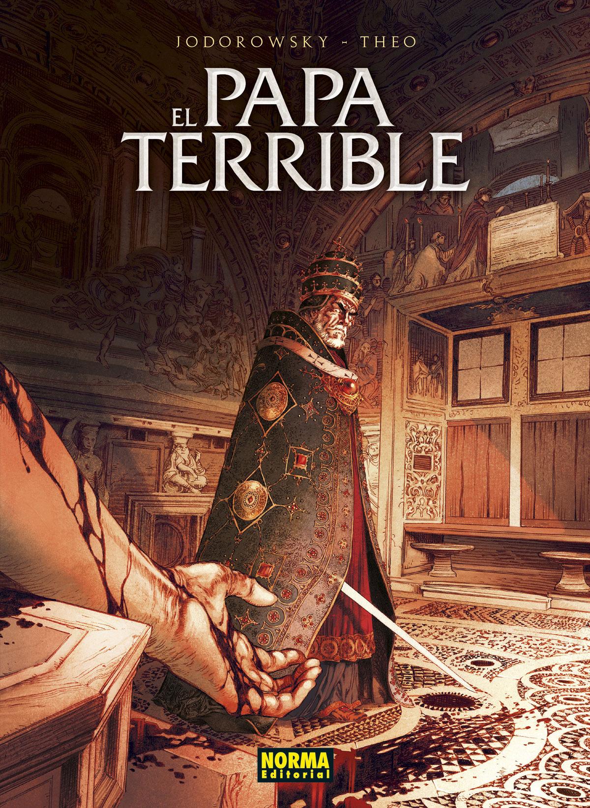 El Papa terrible. Edición integral