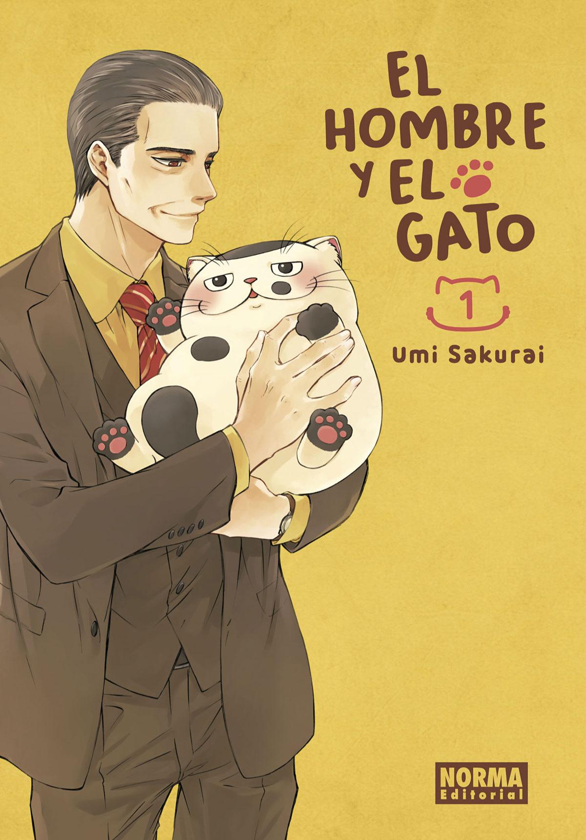 El hombre y el gato 1