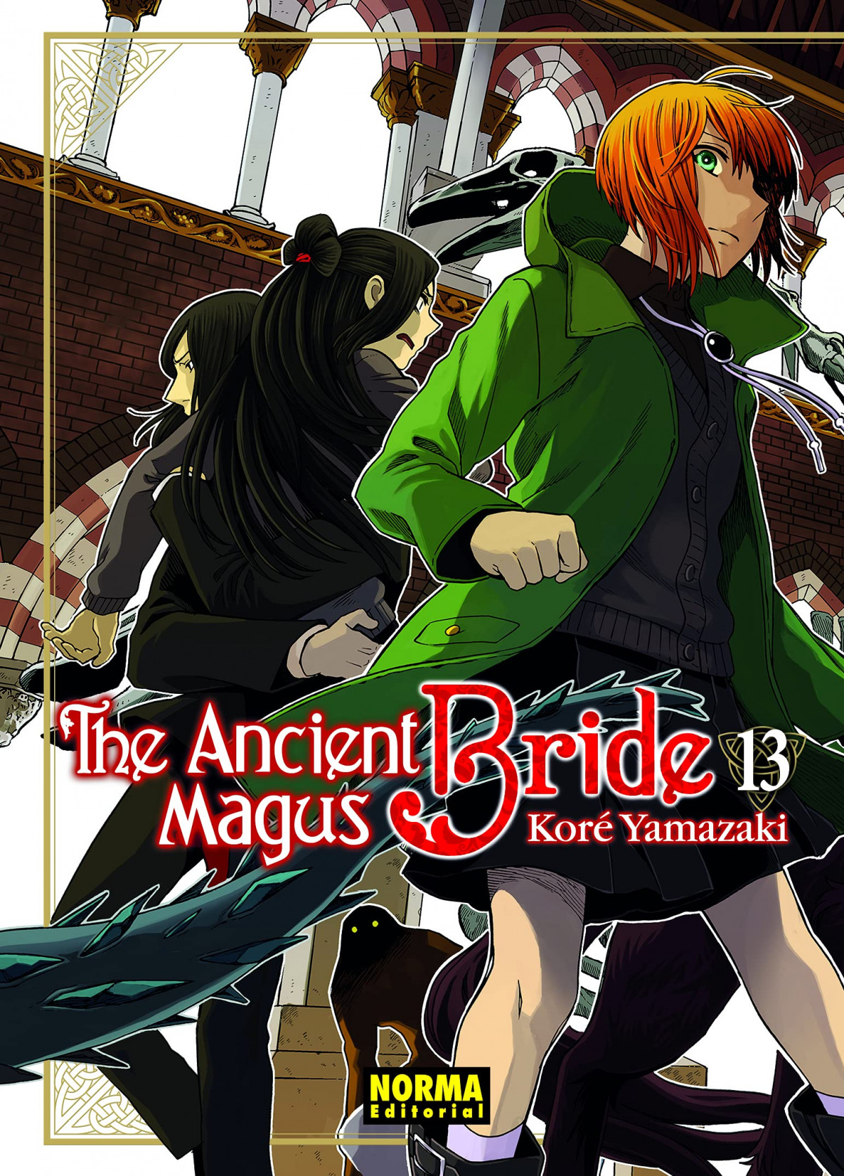 THE ANCIENT MAGUS BRIDE 13