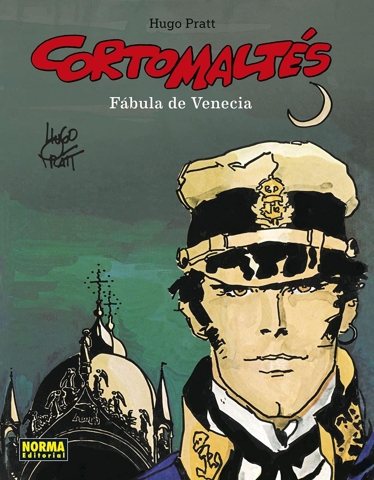 7. Corto Maltés. Fábula de Venecia