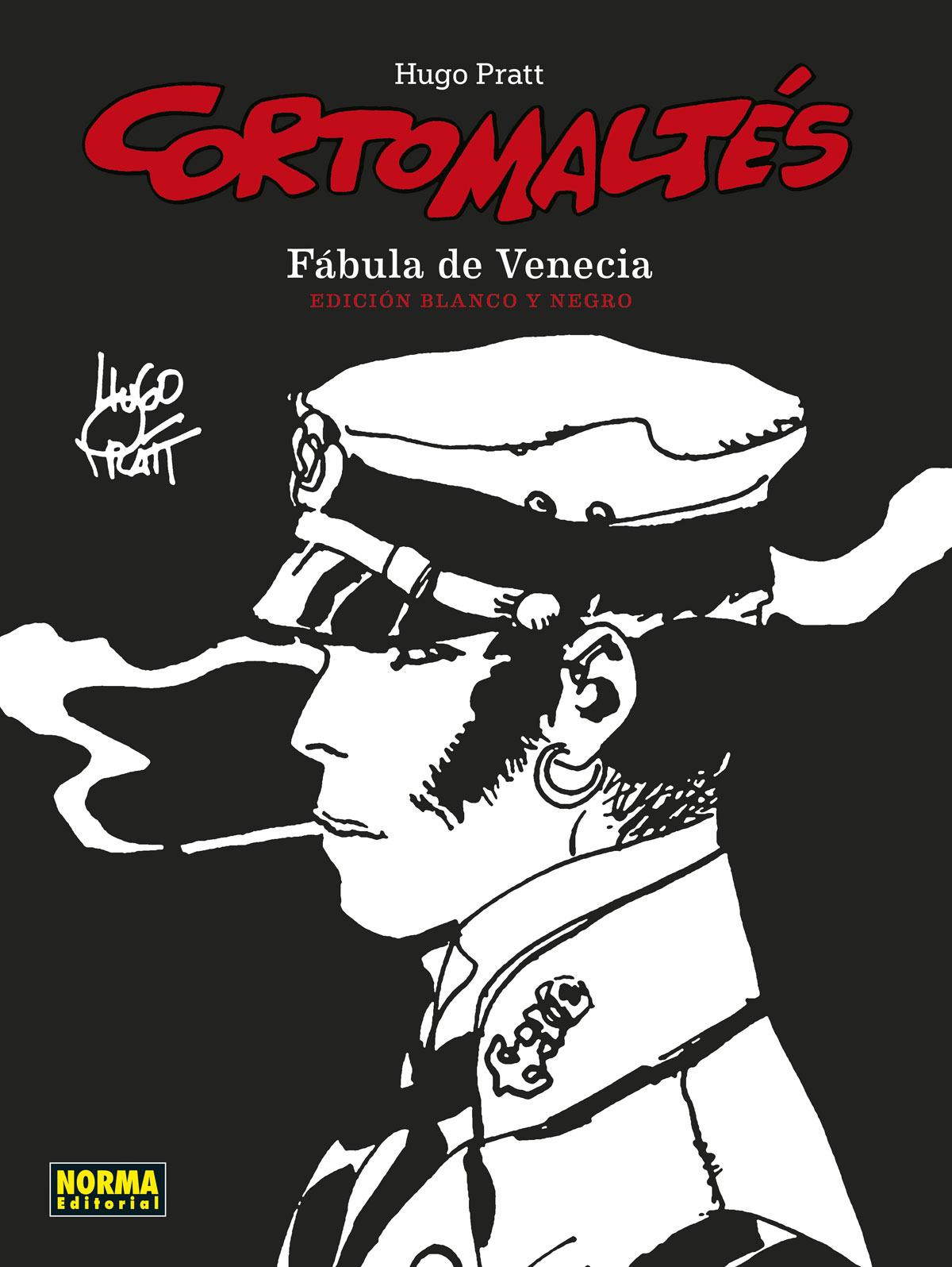 7. Corto Maltés. Fábula de Venecia. Edición B/N